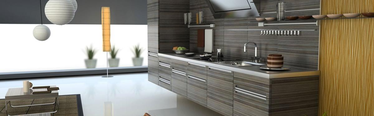 Una cocina al estilo minimalista interiores estilo for Decoracion interiores cocina