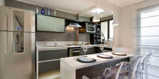 Una cocina al estilo minimalista interiores estilo for Cocinas integrales minimalistas