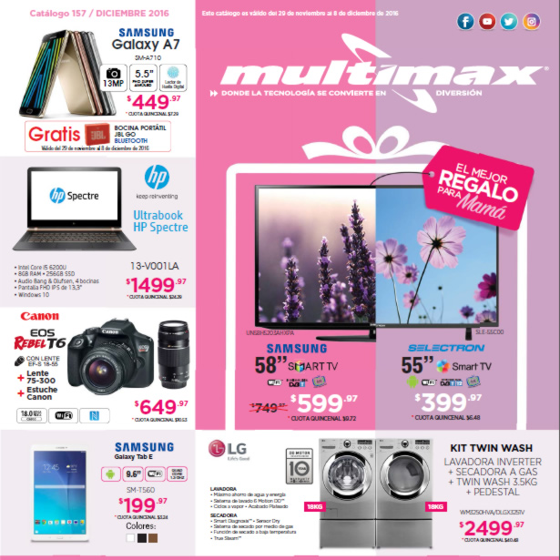 catalogo de ofertas multimax panama