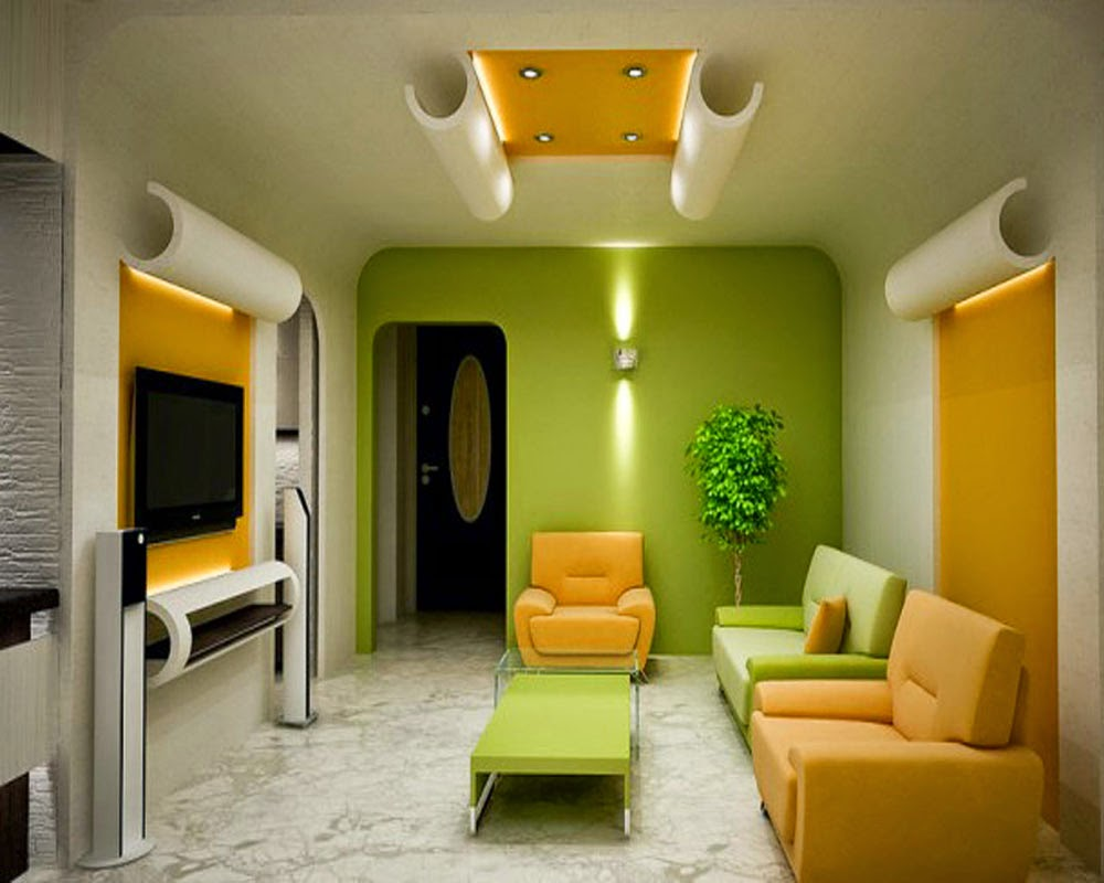 Ideas para decorar con colores interiores estilo - Ideas para decorar interiores ...