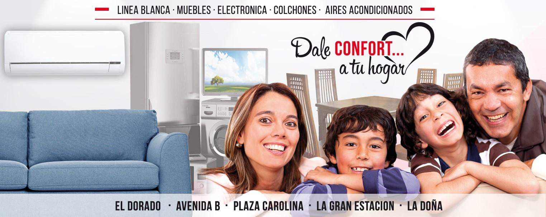 casa confort panama - muebles y mueblerias