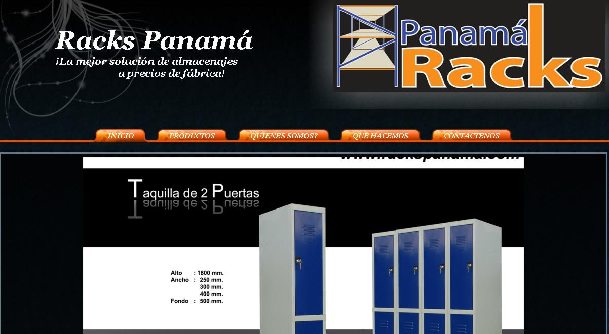 mueblerias-panama-racks-panama