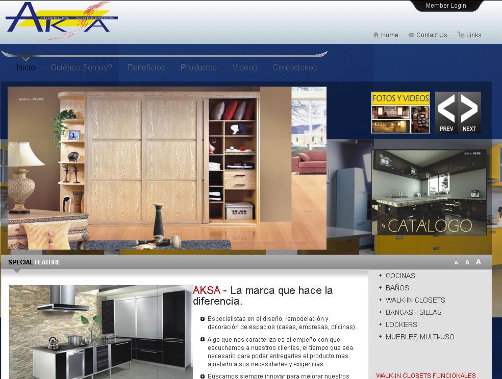 Muebles De Cocina En Panama Ebanisteria Fabricamos E Instalamos