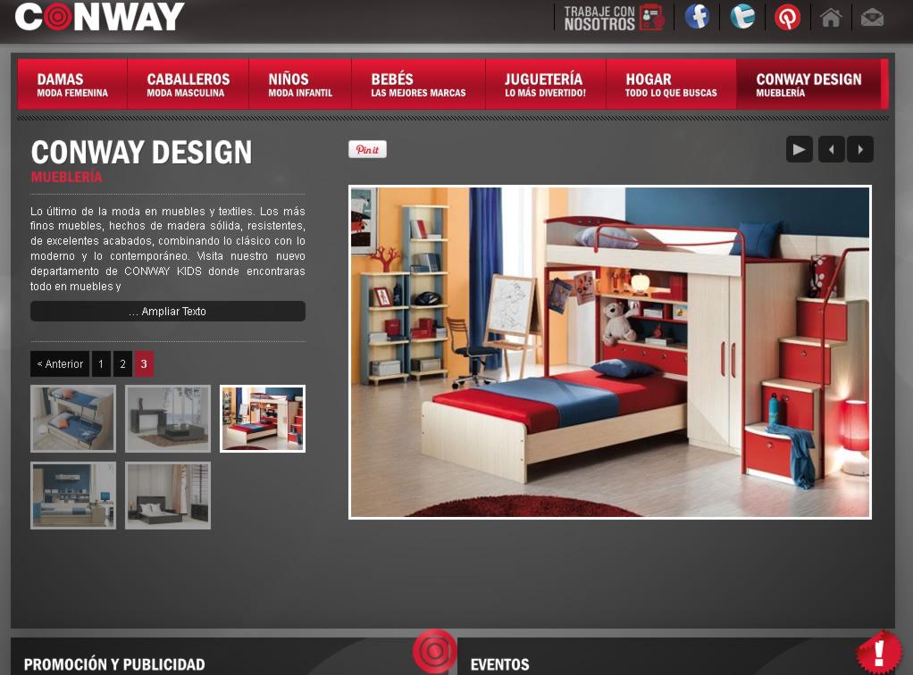 Conway Interiores Estilo