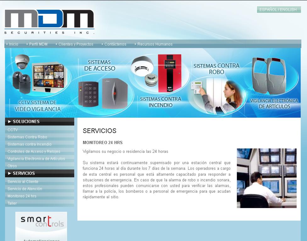 Monitoreo Comercial y Residencial 24 horas en Panamá