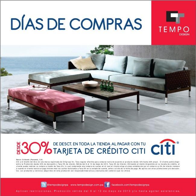 Descuento y Promociones - Muebles en Panamá