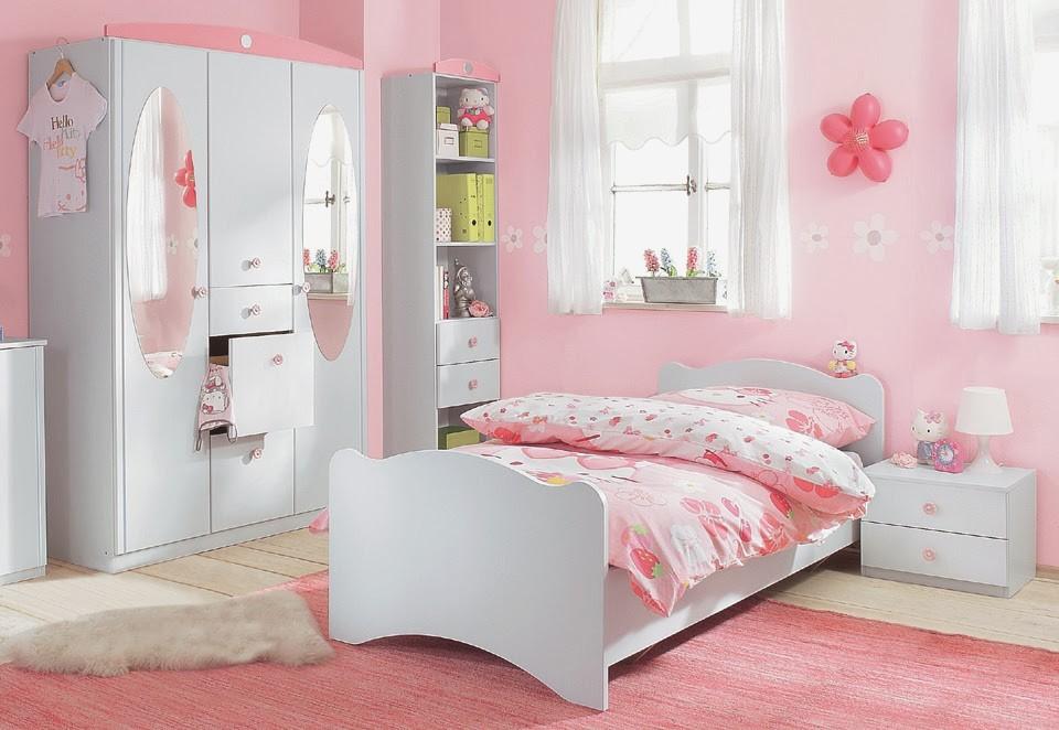 Consejos para decorar la habitaci n de las ni as - Decoracion habitacion rosa ...