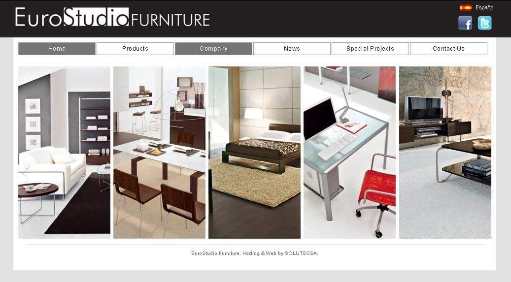 EuroStudio Furniture Panamá - Muebles Europeos - Muebles Modernos