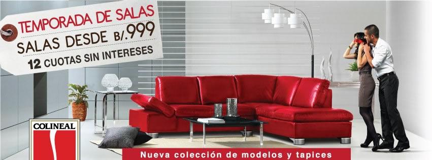 Promociones en Panamá  Colineal  Muebles en Panamá  Muebles