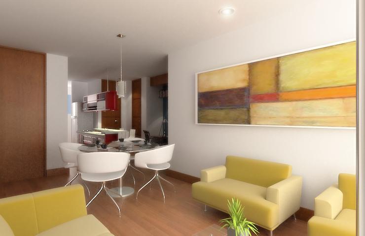 Ventajas de vivir en un apartamento
