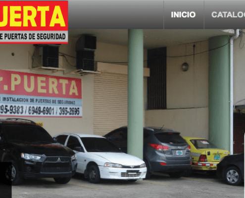 Puertas de seguridad en panamá