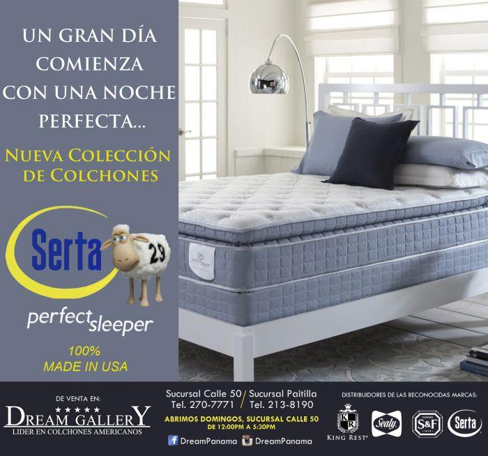Dream-gallery-panama-nuevos-colchones