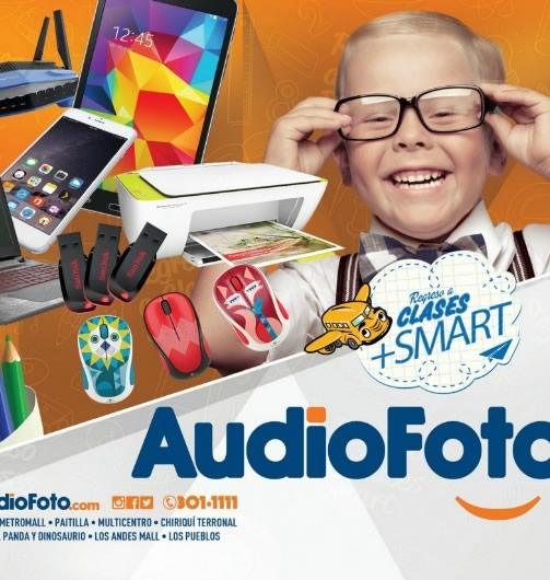 catalogo de ofertas audiofoto en panama - Multiumax