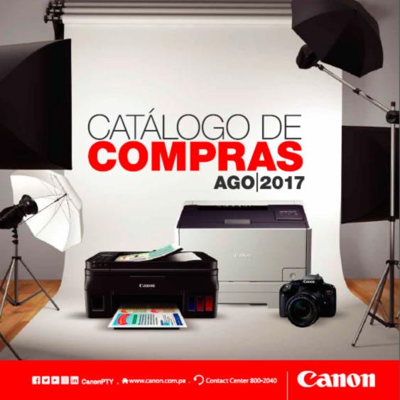 Catálogo de Ofertas Canon
