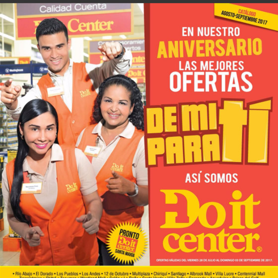 catalogo de ofertas doit center panama