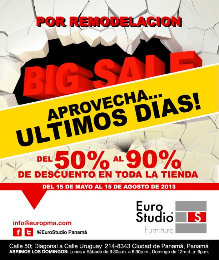 Big-sale-EuroStudio-Panama