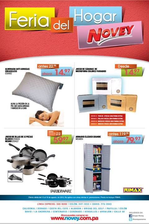 ofertas-novey-panama-feria-del-hogar
