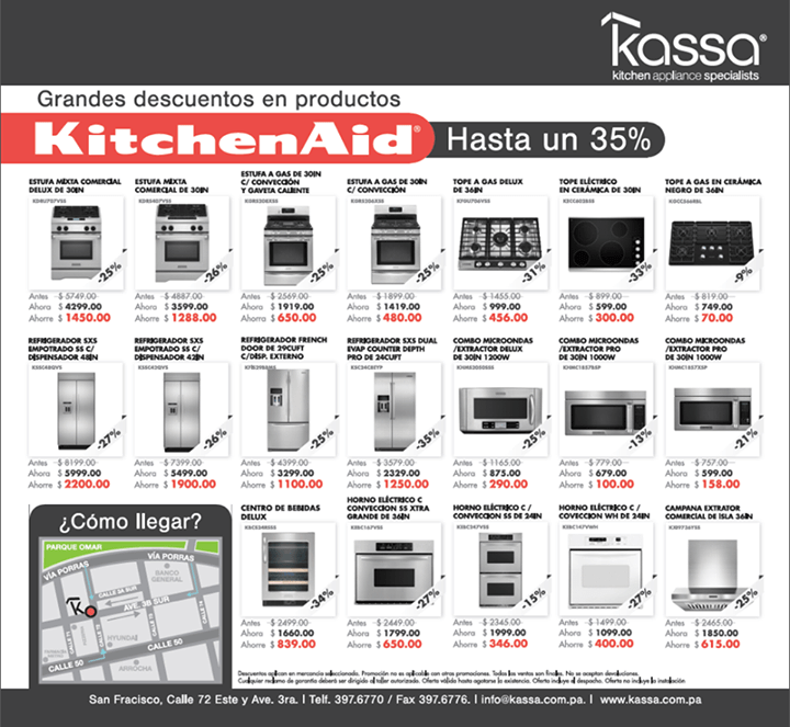 kassa-utensilios-de-cocina-panama-appliances