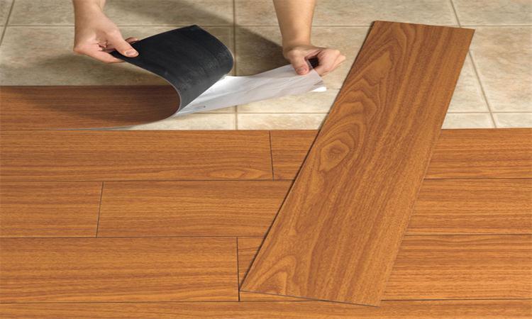 Pisos laminados de pvc imitaci n madera interiores for Piso laminado de madera