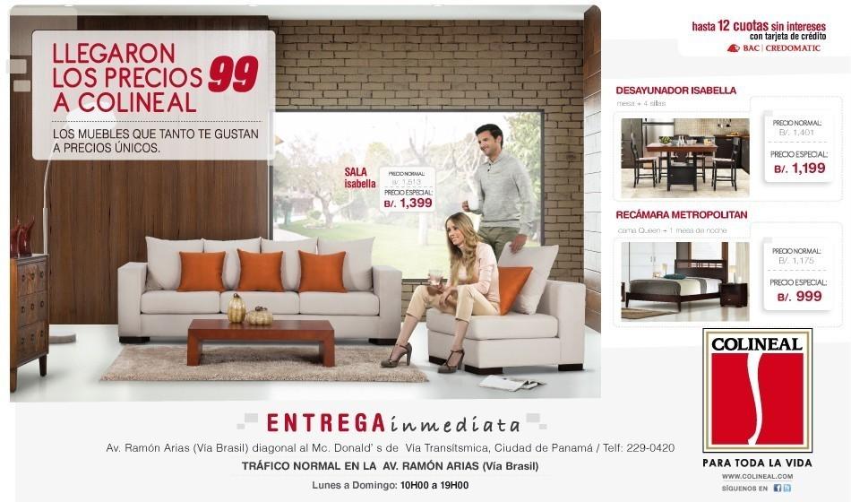 en Colineal  Muebles en Panamá  Muebles Modernos  Decoración de