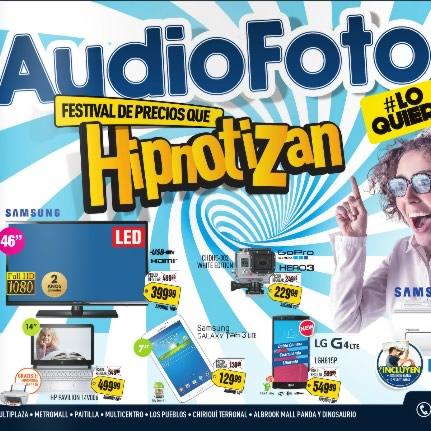 Catalogo de ofertas audiofoto en panama multiumax for Muebleria gala catalogo