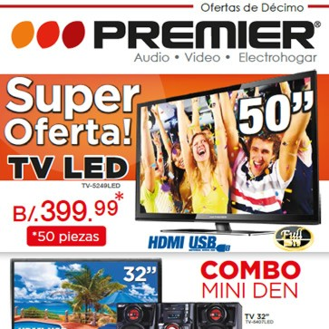 Catalogo de ofertas premier panama for Muebleria gala catalogo