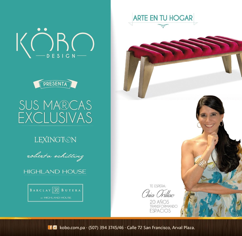 Exclusiva tienda de muebles y decoración en Panamá!!!