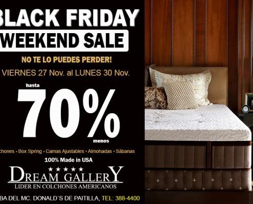 Dream Gallery Black Week