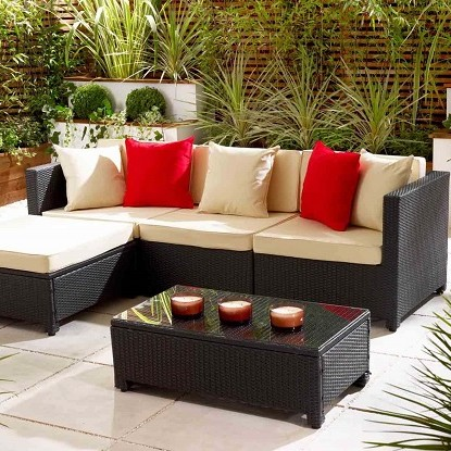 Cr ditos mundiales interiores estilo - Oferta muebles terraza ...
