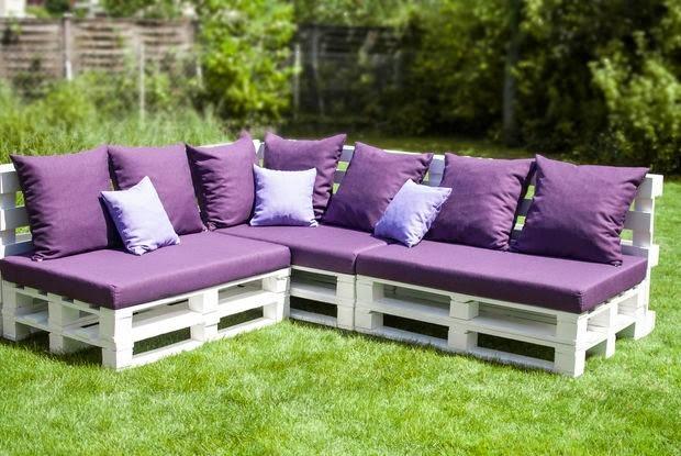 12 Ideas de Muebles con Paletas de Madera   Interiores & Estilo