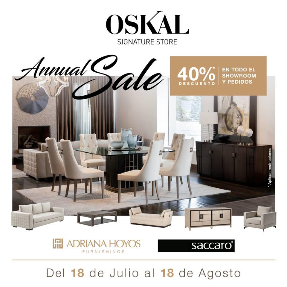 Ofertas en Muebles - Oskal Panamá
