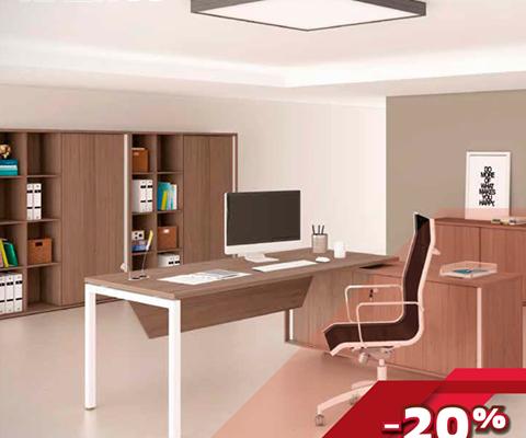 Muebles de oficina 20 off interiores estilo for Ofertas muebles de oficina