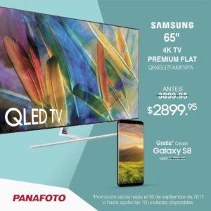 Samsung Galaxy S8 - Gratis