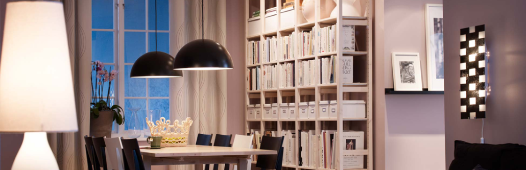 Elegir lamparas para tu hogar