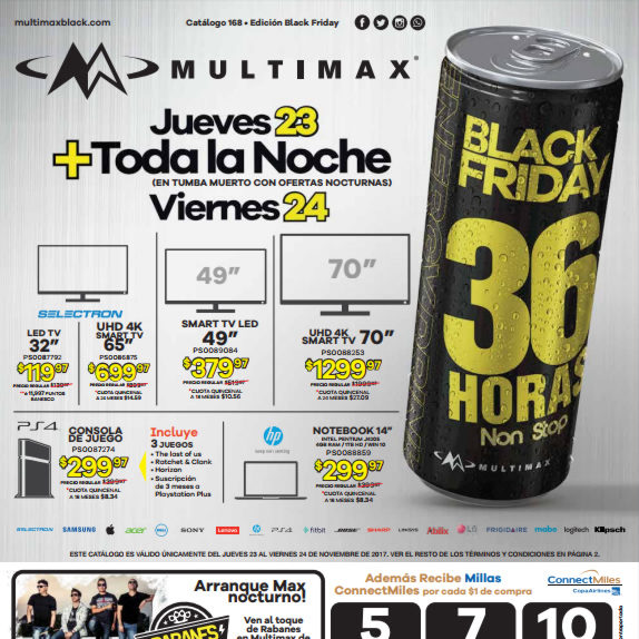 Ofertas Black Friday Panama