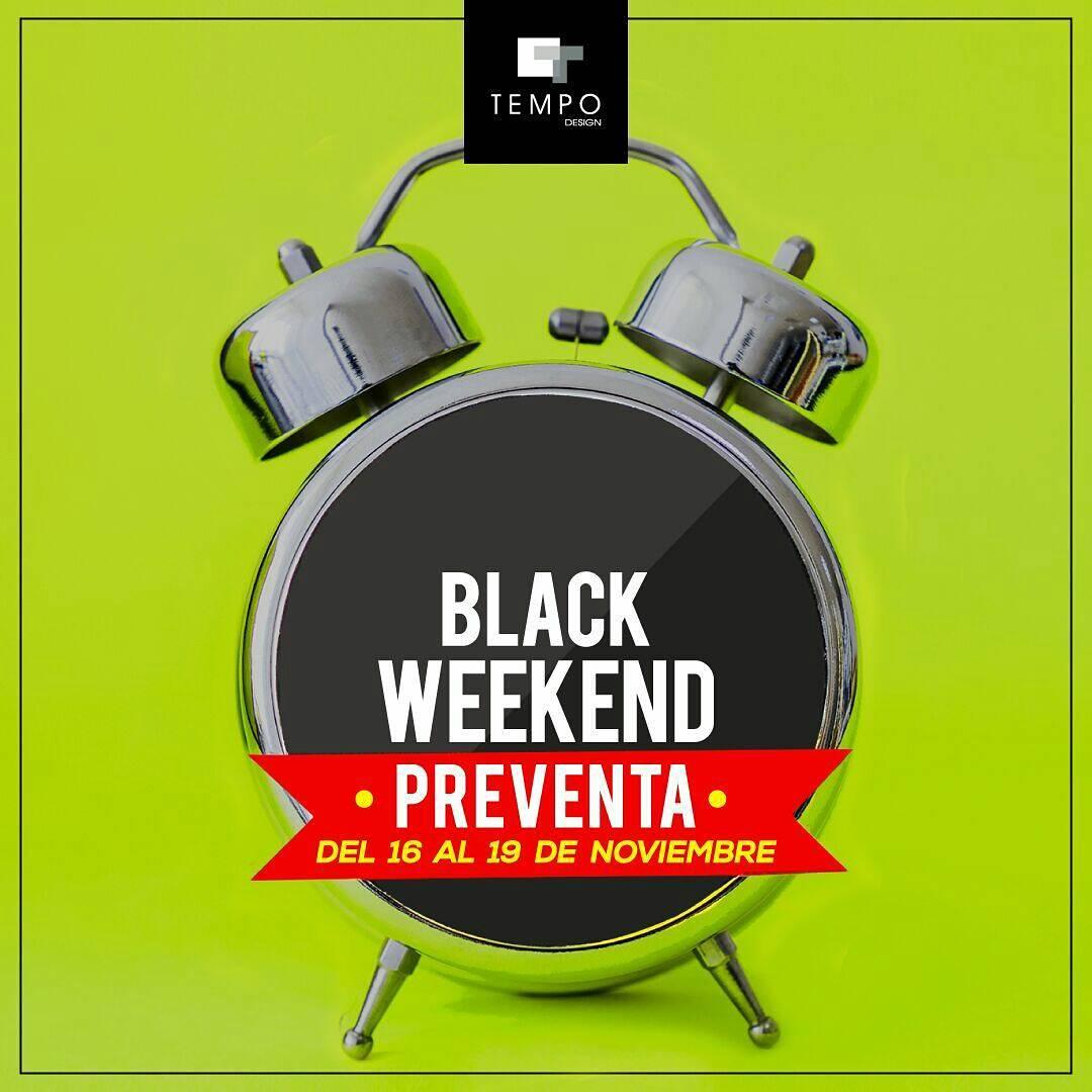 Black Week - Tempo